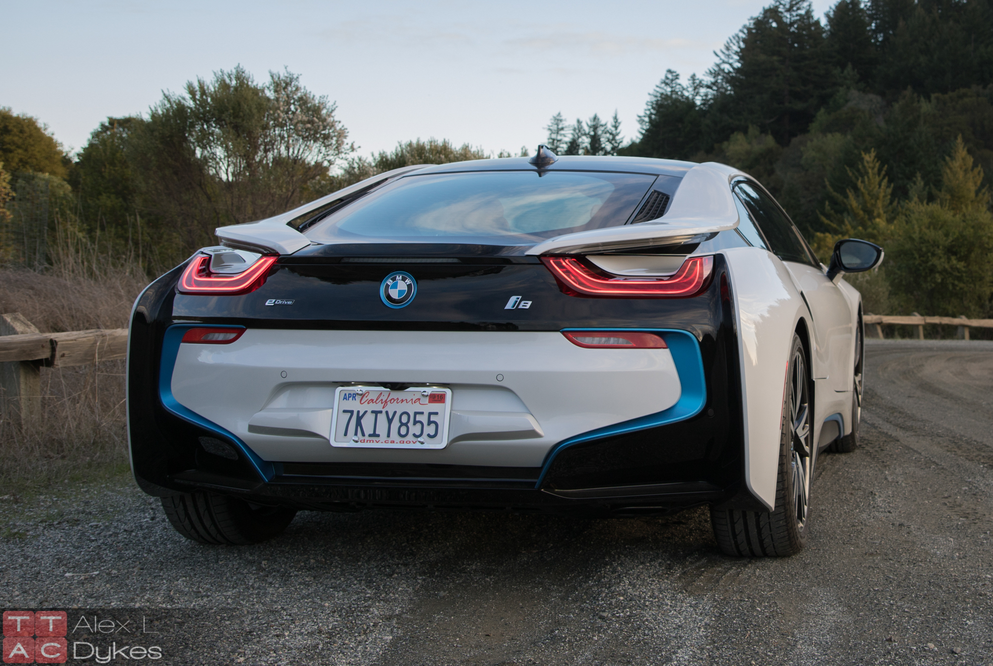 2016 Bmw I8 Hybrid Exterior Front The Truth About Cars