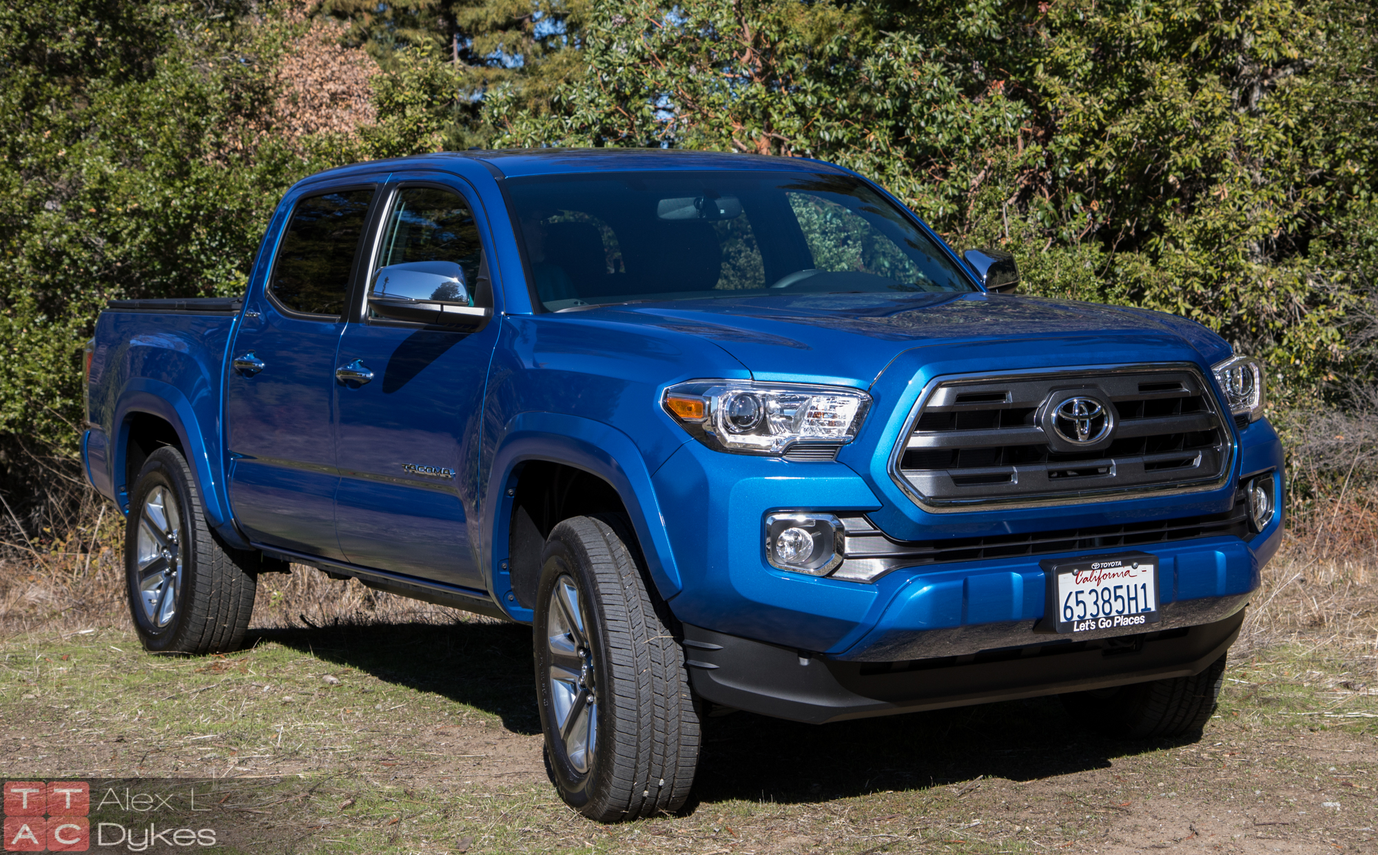 2016 toyota tacoma interior the truth about cars. Black Bedroom Furniture Sets. Home Design Ideas
