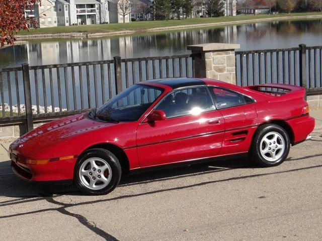 Toyota Mr2 Archives The Truth About Cars