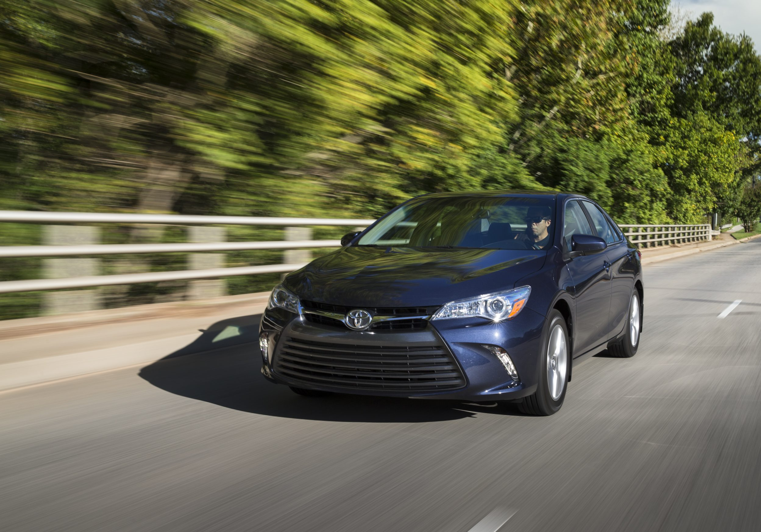 A Foul Wind Blows    From the Toyota Camry's Dash Vents