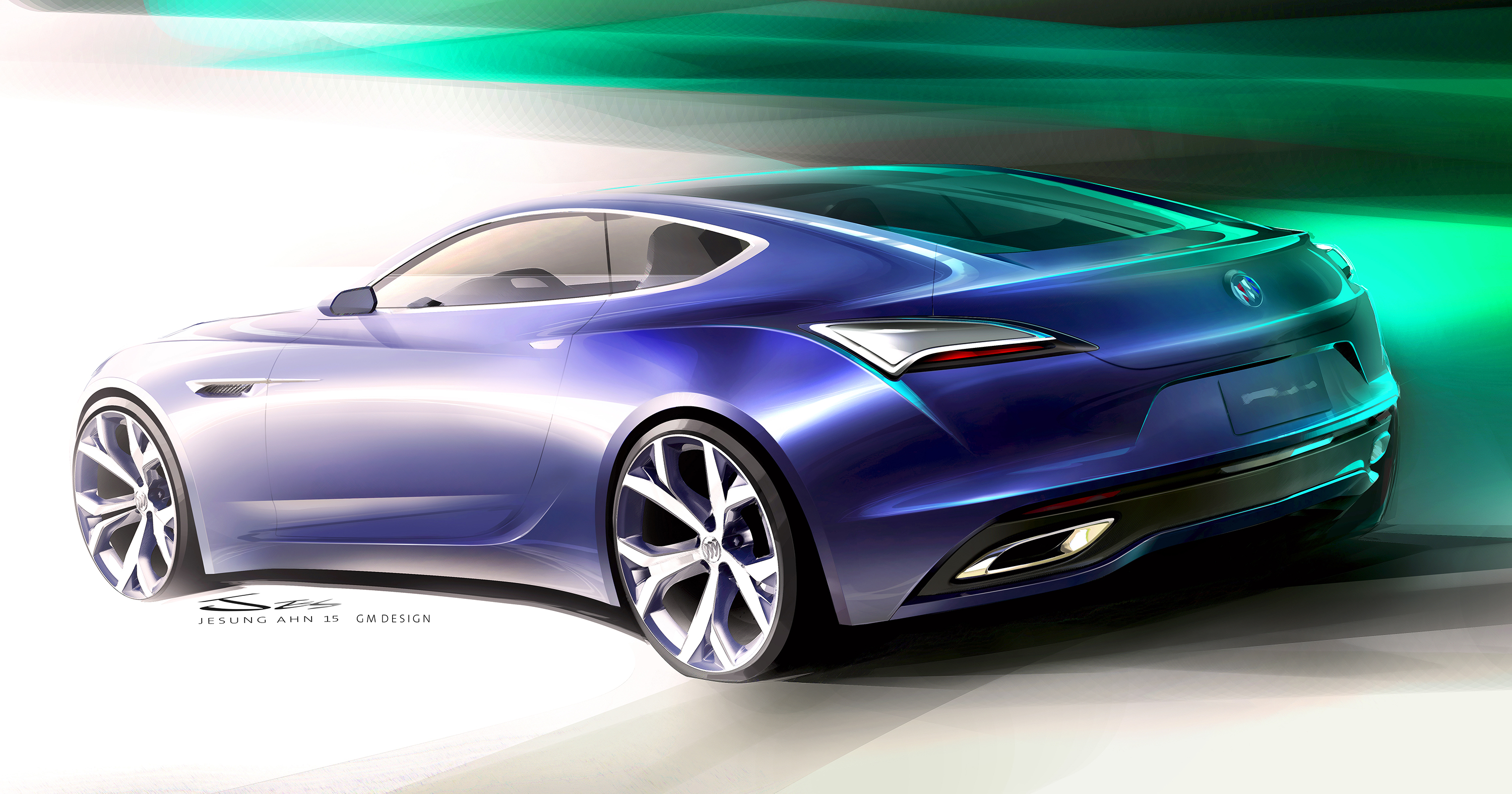 2016 Buick Grand National >> NAIAS 2016: Buick Avista Concept – This Is It!