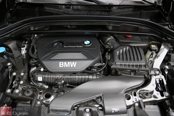 2016 BMW X1 Engine