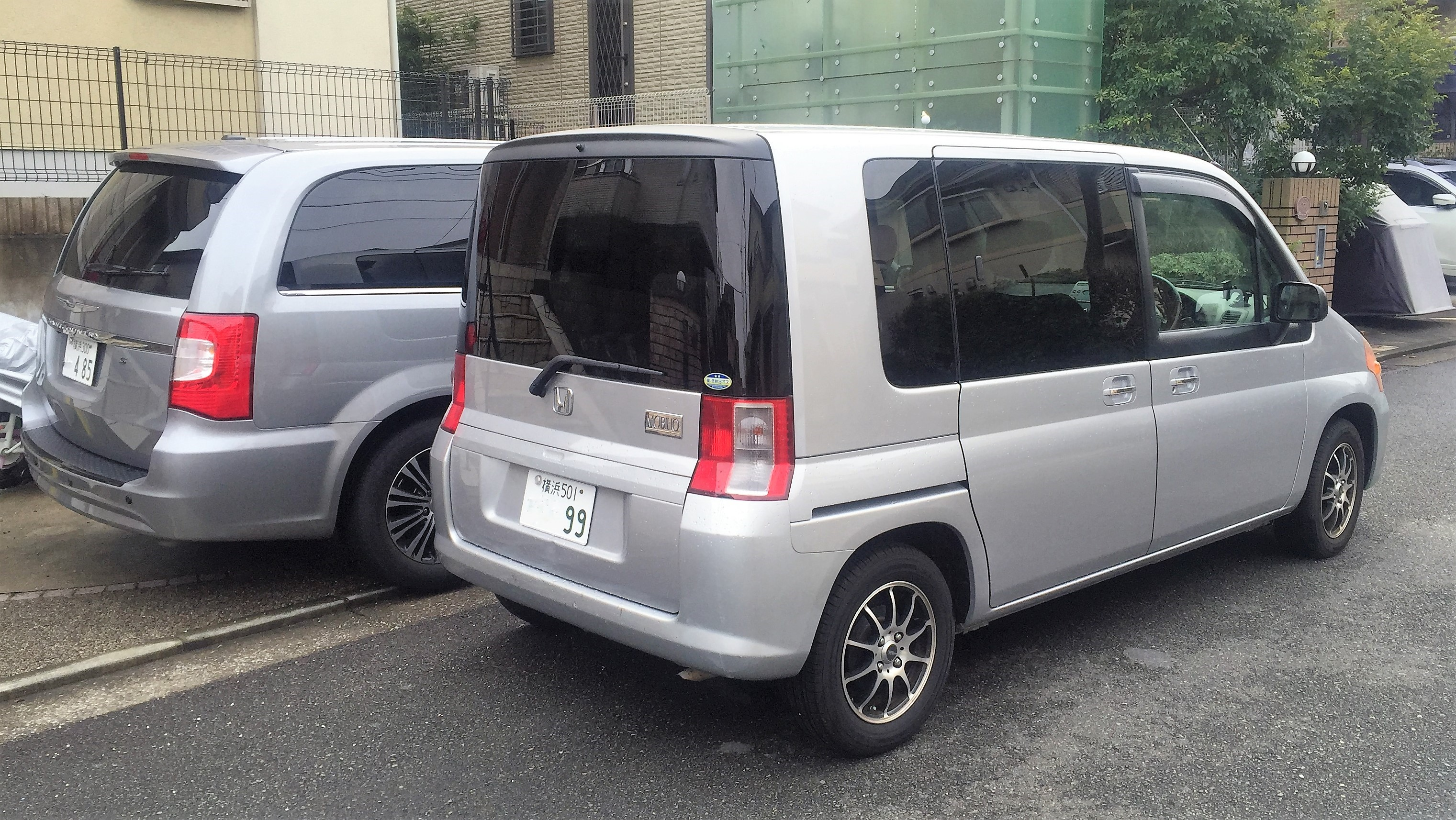 an unexpected japanese classic the honda mobilio