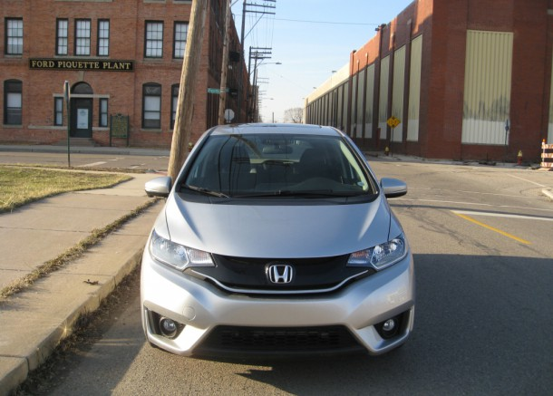 2015 Honda Fit EX 6MT Front, Image: Ronnie Schreiber/The Truth About Cars