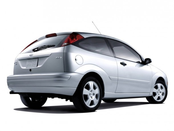 2005 Ford Focus ZX3, Image: Ford