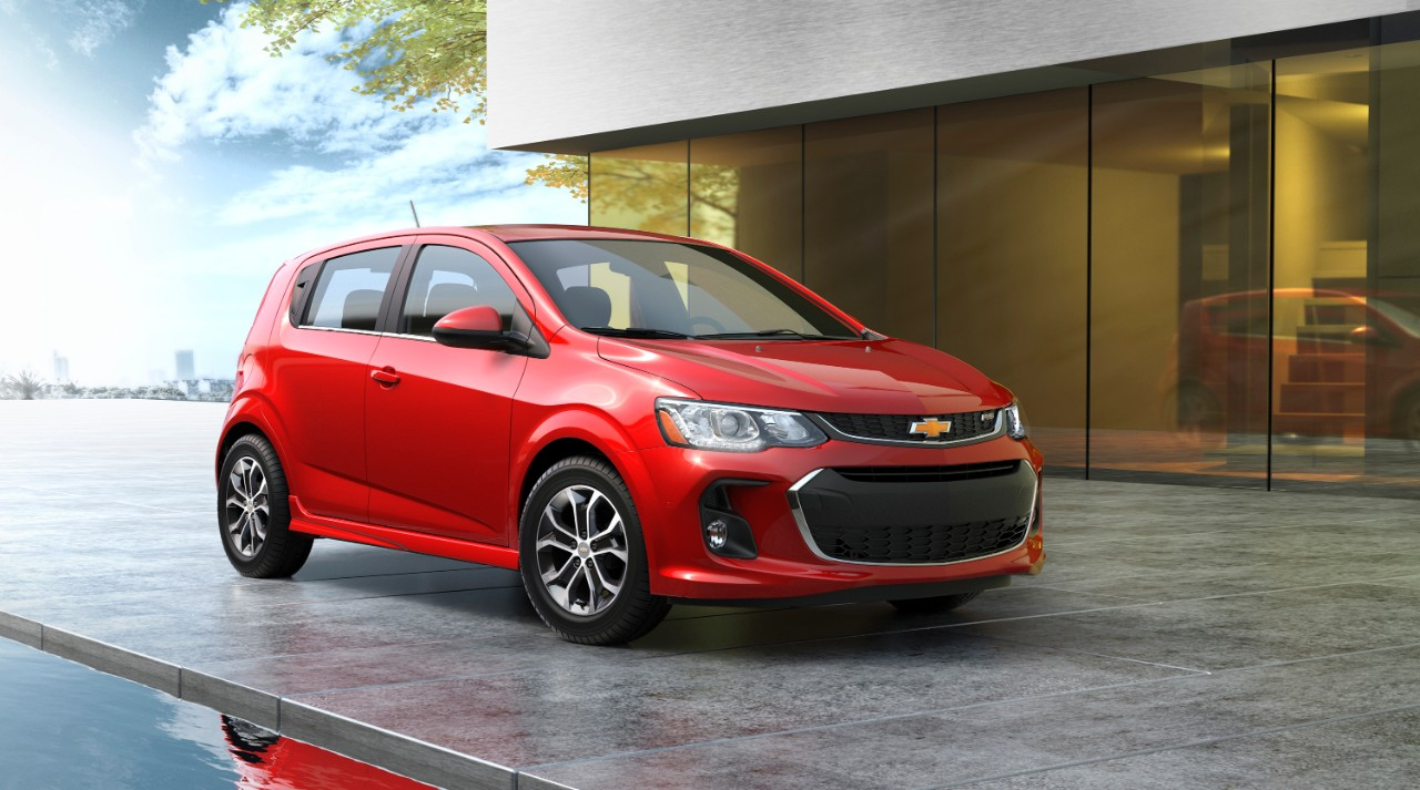 Chevrolet Sonic Owners Manual: Finish Care