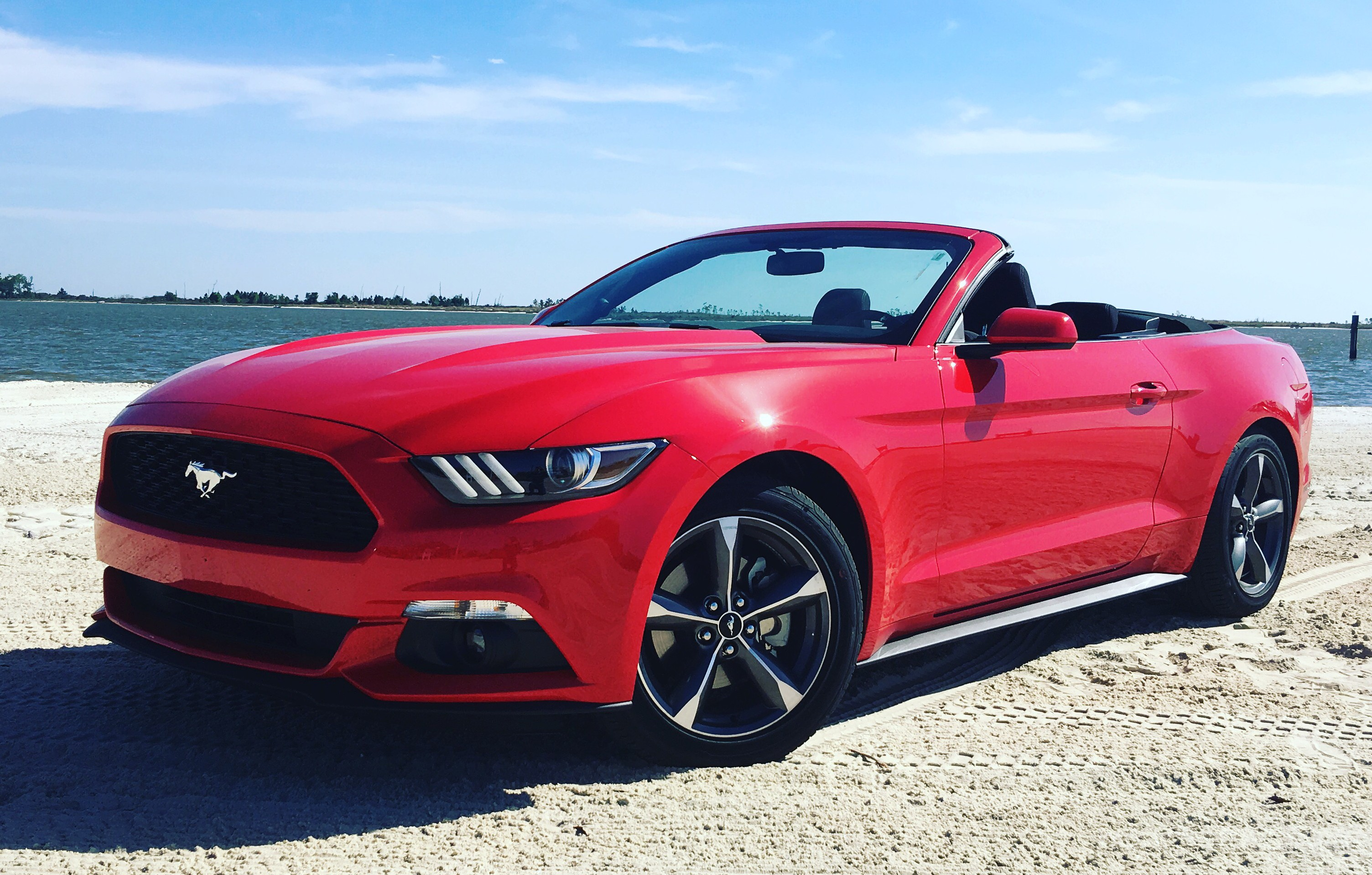 2016 Dodge Ram Reviews >> 2016 Ford Mustang V6 Convertible Rental Review