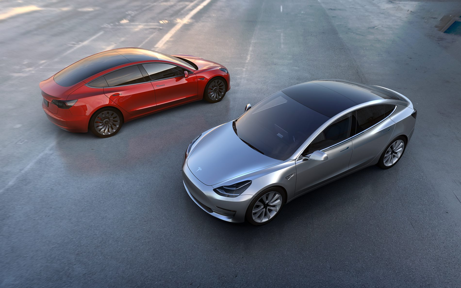 Revealed The Tesla Model 3 fers 215 Miles of Range and a Vague