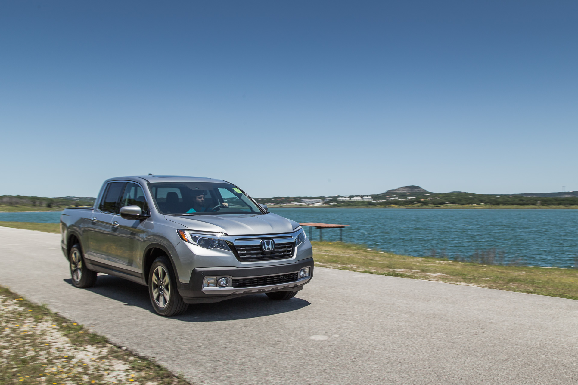2017 Honda Ridgeline First Drive Review – Tacking into the ...