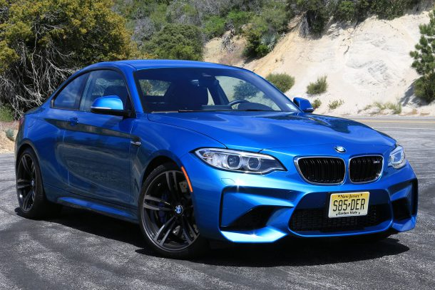2016 BMW M2 Front 3/4, © 2016 Bradley Iger/The Truth About Cars