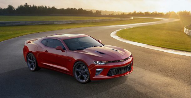 2016 Chevrolet Camaro. On The Muscle Car ...