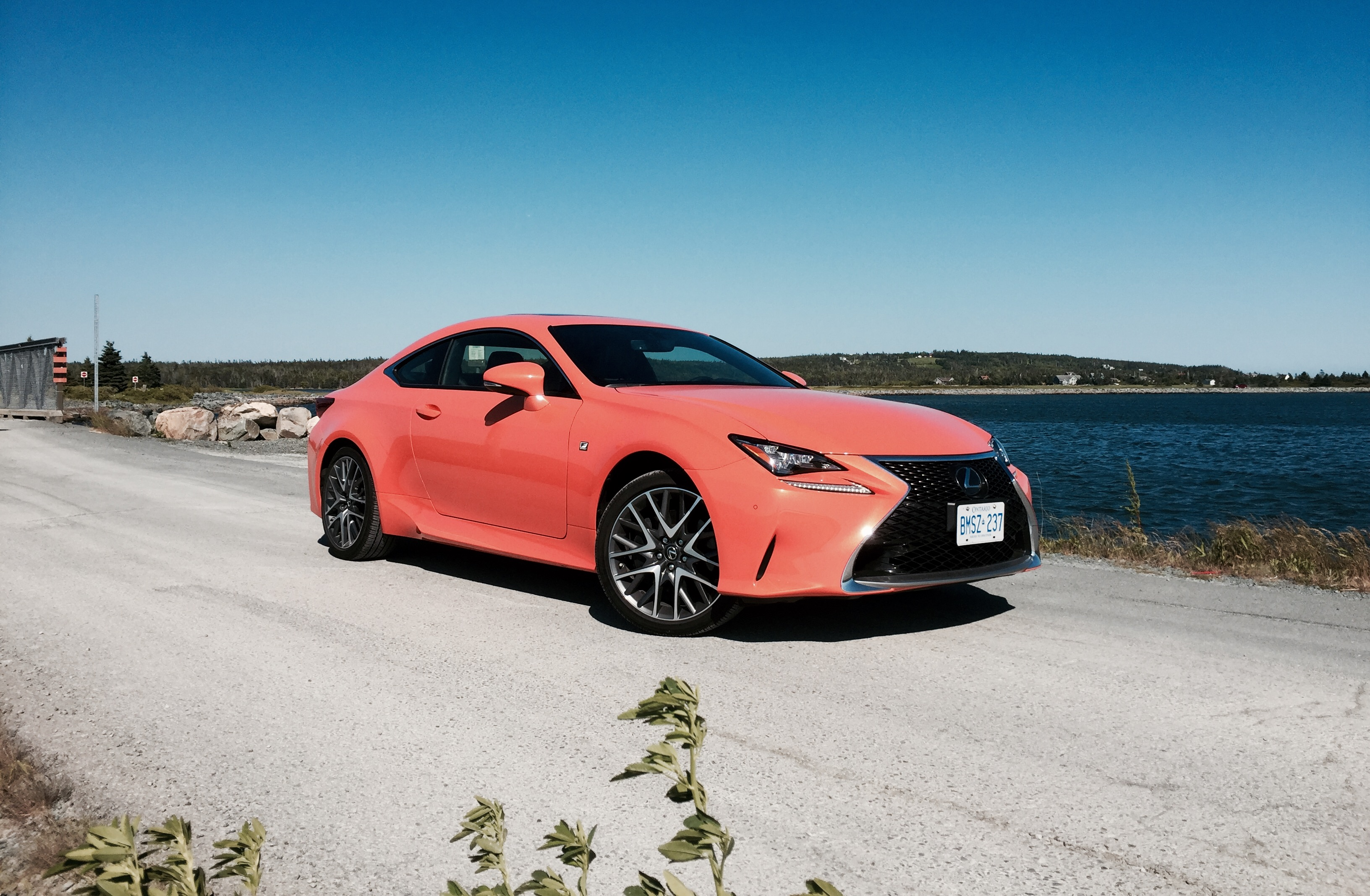 2016 Lexus Rc 350 F Sport Review Slower Than It Looks Better The Truth About Cars