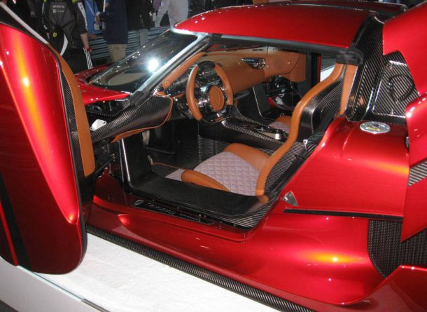 Koenigsegg Regera NY Auto Show - Source: Ronnie Schreiber / The Truth About Cars