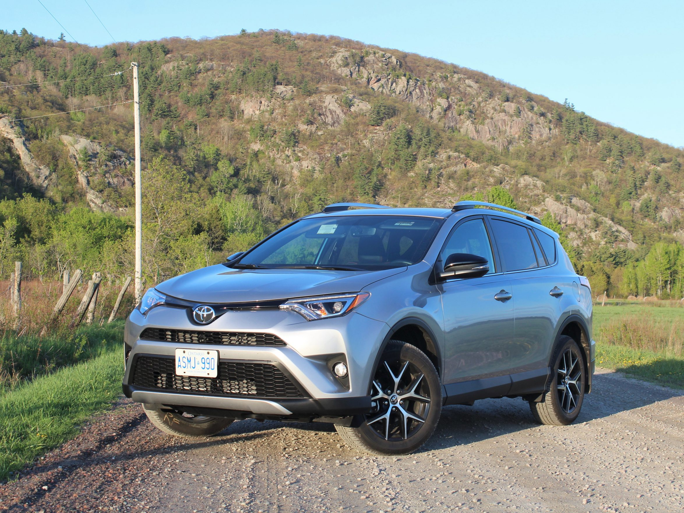 2016 toyota rav4 awd review competent guy gets the reward the truth about cars