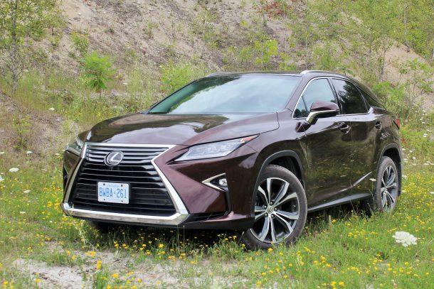 2016 lexus rx 350 awd review tradition in disguise the truth about cars. Black Bedroom Furniture Sets. Home Design Ideas