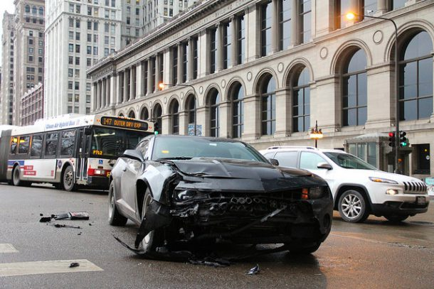 car crash (Daniel X. O'Neil/Flickr)