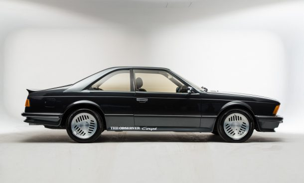 1982 BMW 635CSi The Observer Coupé, Image: 4Star Classics