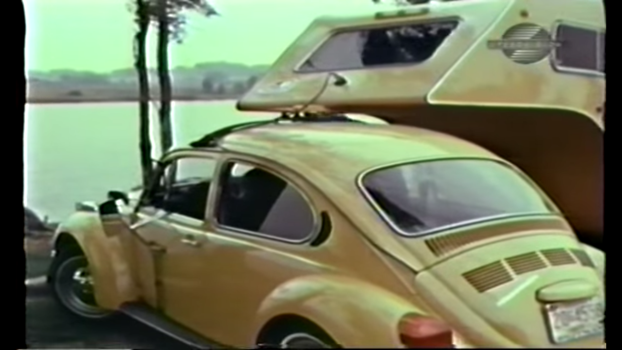 Someone Needs to Bring Back This Roof-Mounted Fifth-Wheel Trailer for Hatchbacks - The Truth ...