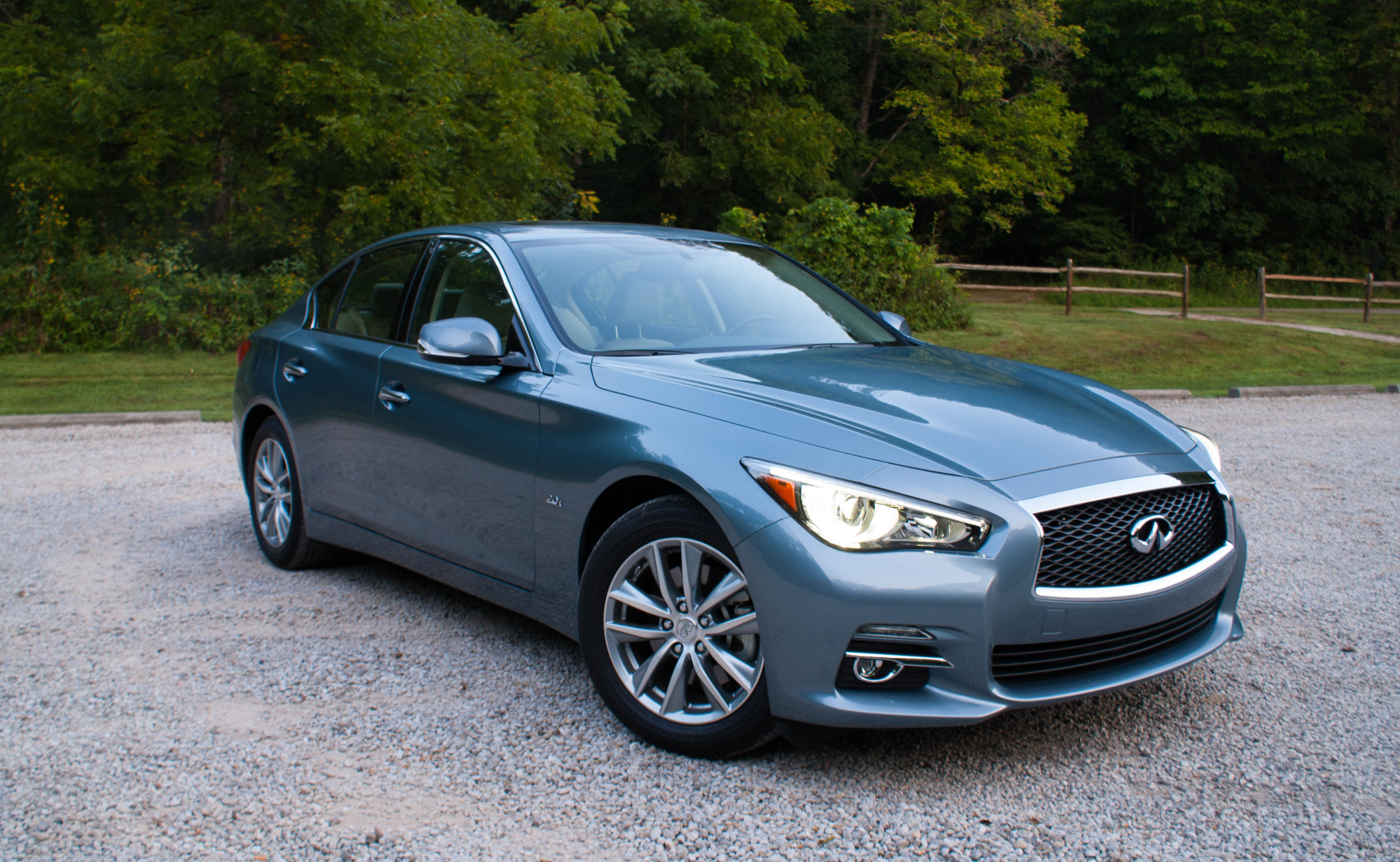 Elegant 2016 Infiniti Q50 2.0t AWD Review U2013 Four Door Sports Car   The Truth About  Cars