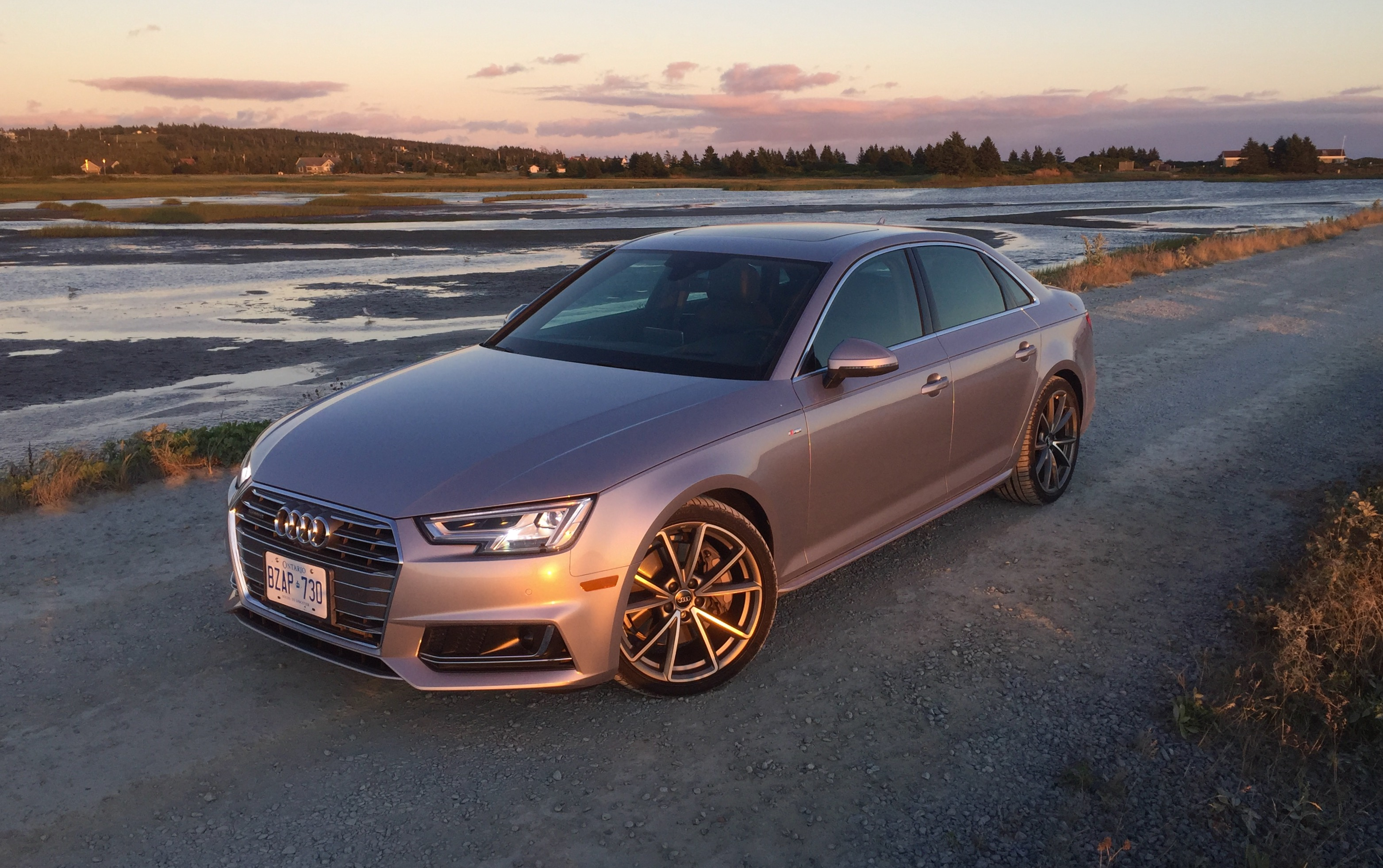 2017 Audi A4 2 0T Quattro Review Nothing To Do But Pick Nits The