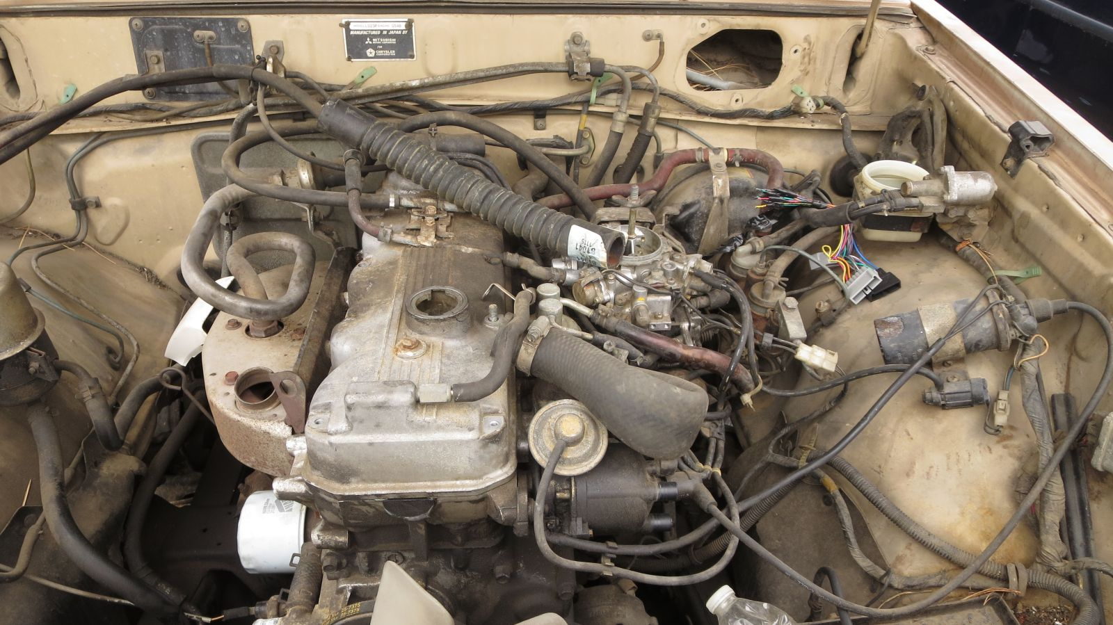 Junkyard Find 1983 Dodge Ram 50 Prospector The Truth