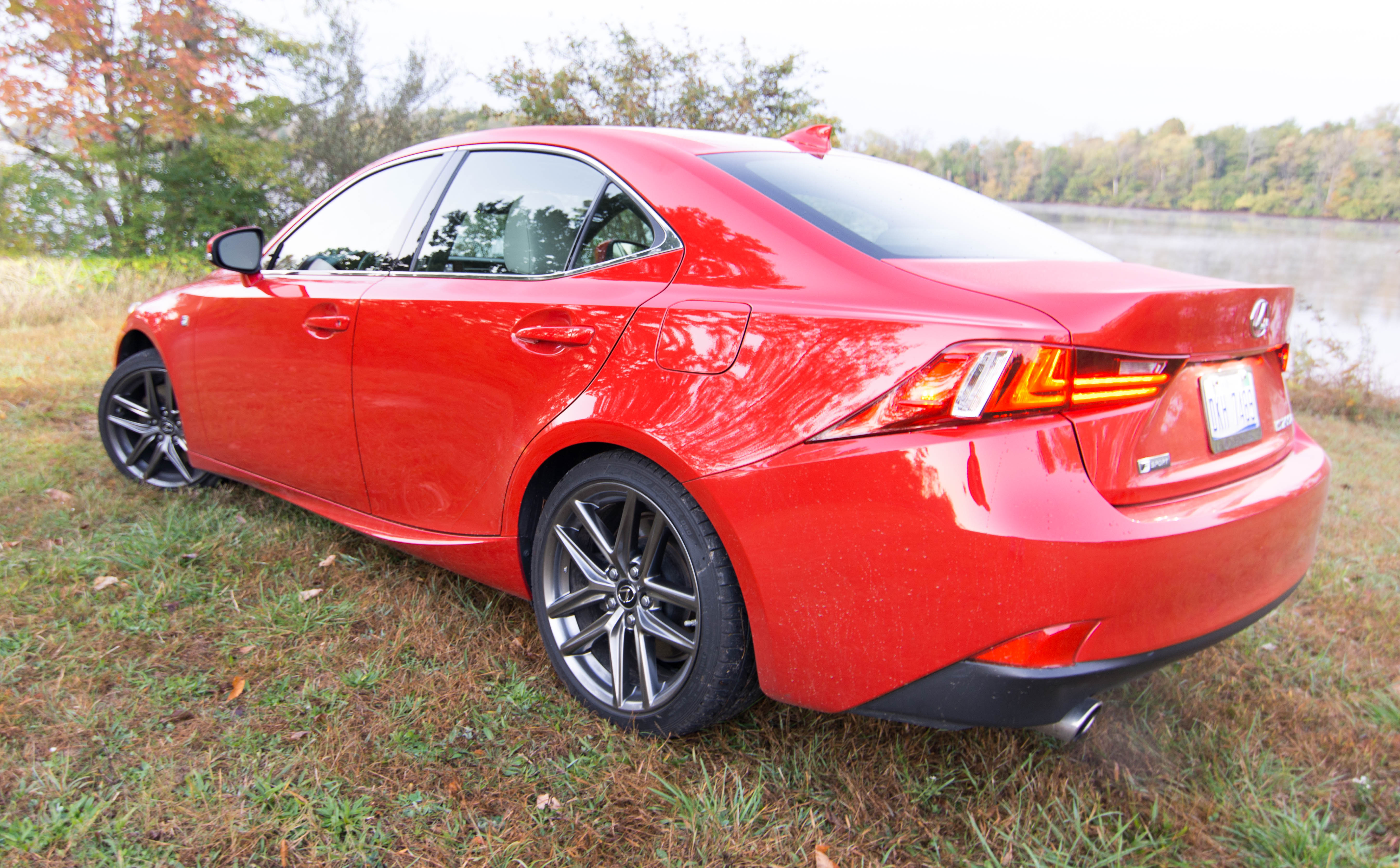 2016 lexus is200t review two holes away from greatness the truth about cars. Black Bedroom Furniture Sets. Home Design Ideas