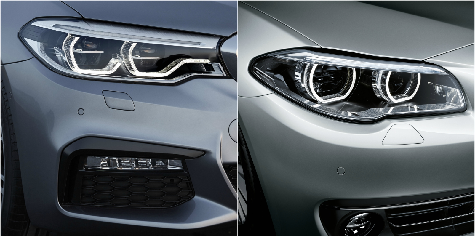 Sadly The Handsome New 2017 Bmw 5 Series Looks Exactly Like The 2016 Bmw 5 Series The Truth About Cars