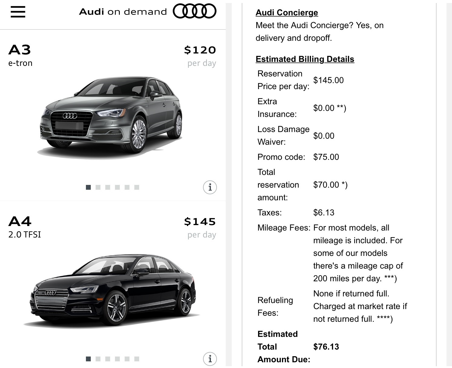 Audi Bay Area >> Exploring The Bay Area With Audi On Demand And Getaround The Truth