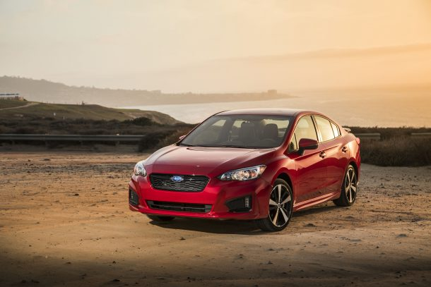 2017 Subaru Impreza First Drive Review – Riding the River to