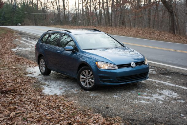 2017 Volkswagen Golf Sportwagen 4motion Review So Many Letters Yet Not Enough