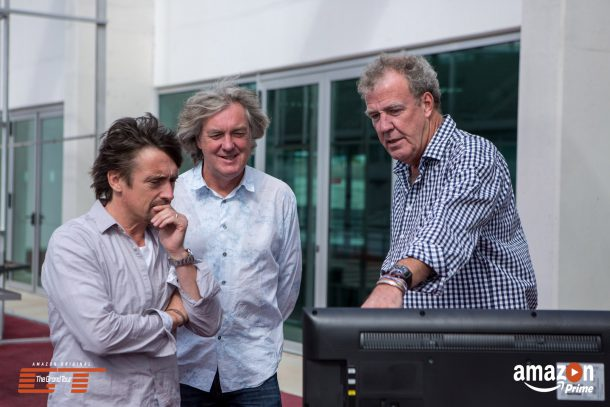 The Grand Tour, Image: The Grand Tour/Amazon Prime