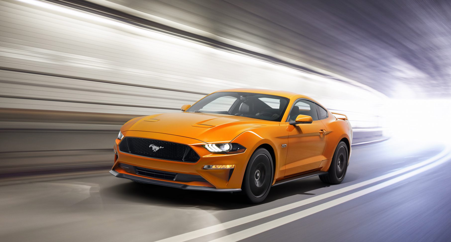 2018 Ford Mustang Reveals More Than Just a Controversial Face
