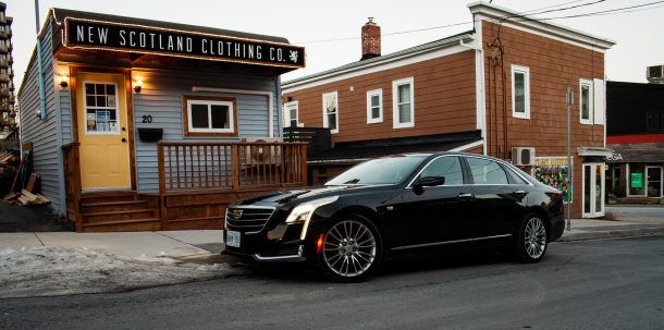 2017 Cadillac CT6 3.0TT - Image: © Timothy Cain/The Truth About Cars
