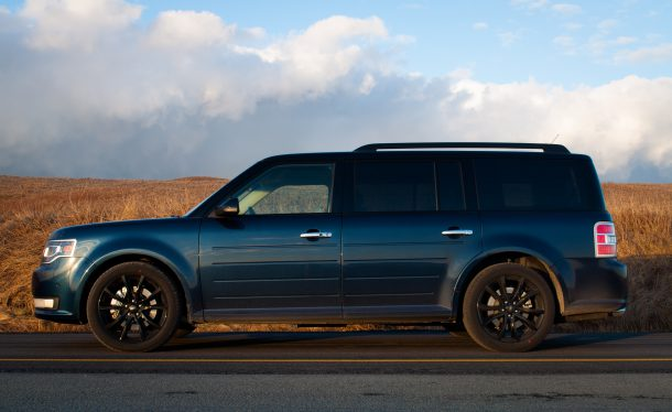 2017 Ford Flex Limited profile - Image: © Timothy Cain/The Truth About Cars