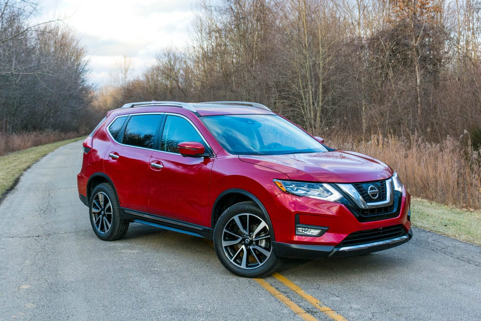 2017 Nissan Rogue SL AWD Review – The Miata of Crossovers ...
