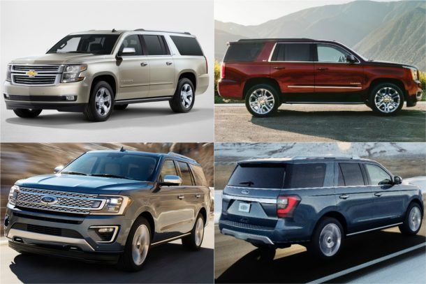 QOTD: Can a New Ford Expedition End GM's Full-Size SUV Dominance?
