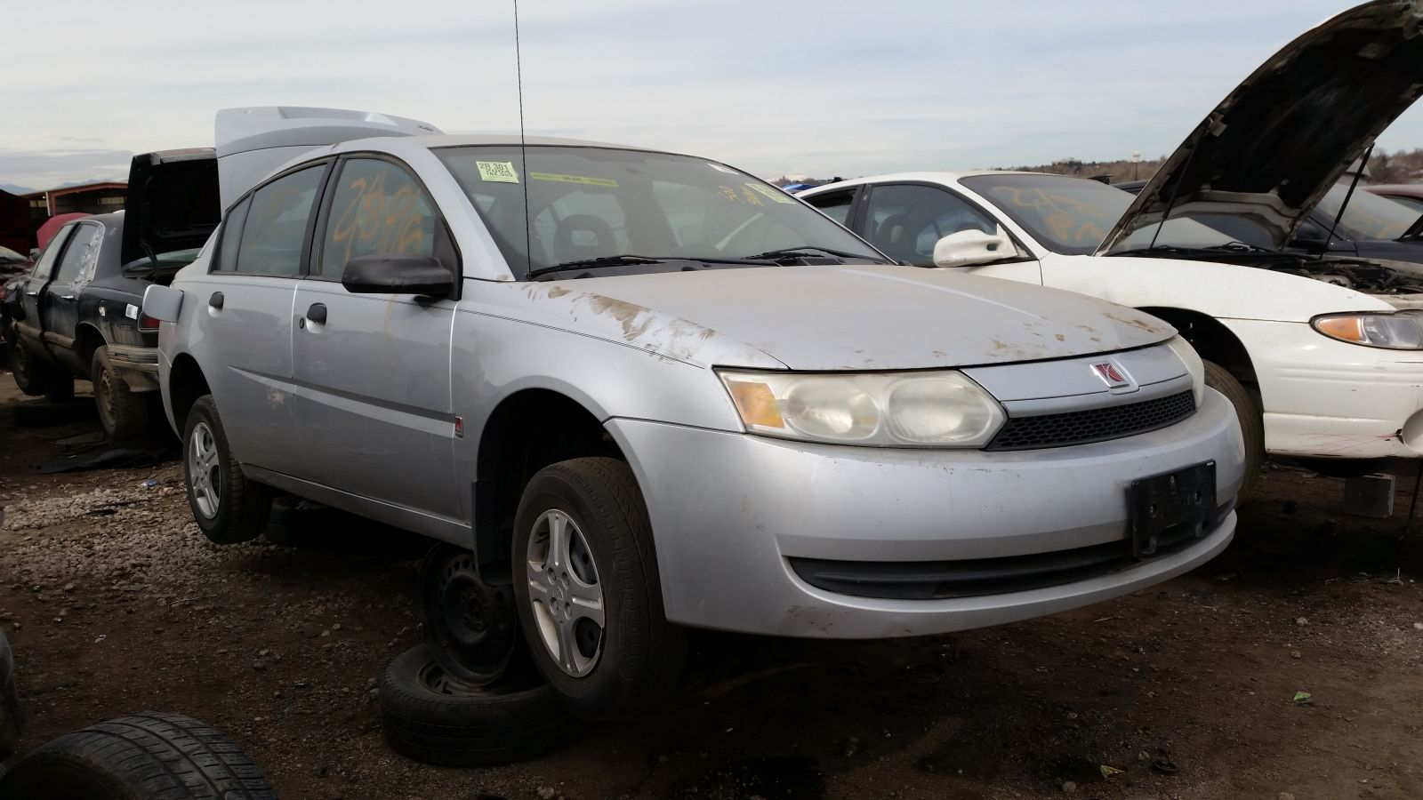 Junkyard Find 2004 Saturn Ion Sedan With Manual Transmission Vue Shifter Diagram Get A Married Then Youre Done