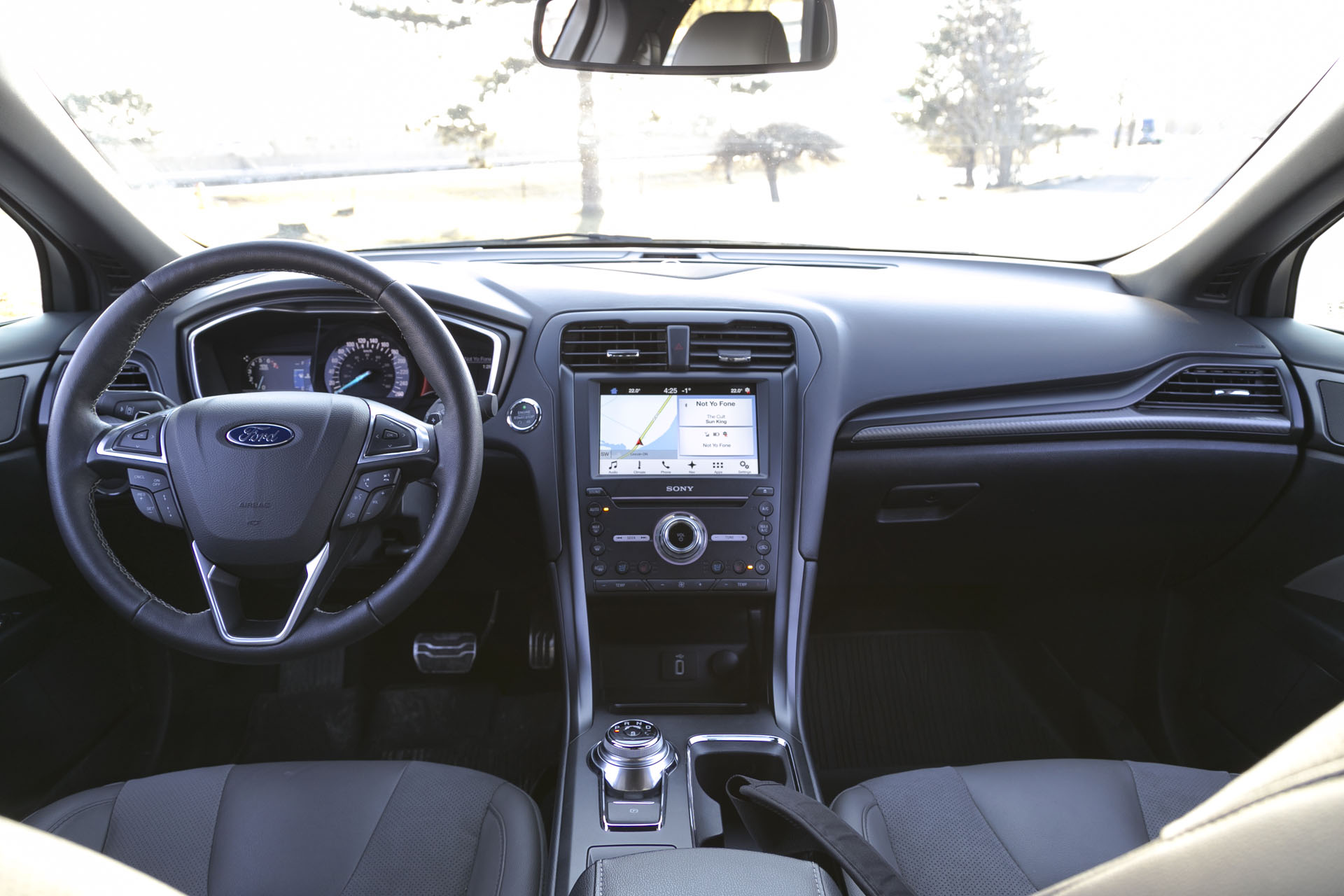 2017 Ford Fusion Sport Review Pay To