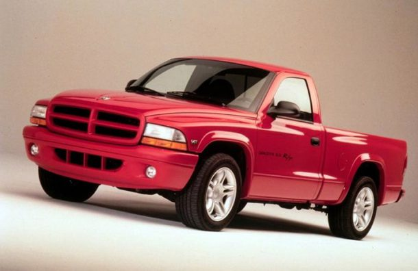 2003 Dodge Dakota 5.9 R/T, Image: Chrysler