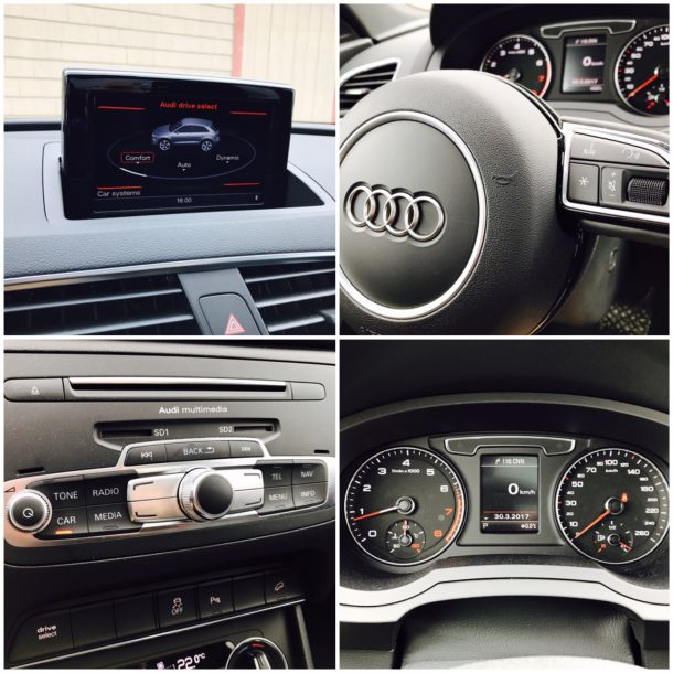 2017 audi q3 quattro review at what cost the truth about cars. Black Bedroom Furniture Sets. Home Design Ideas