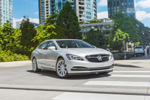 2017 Buick LaCrosse - Image: Buick