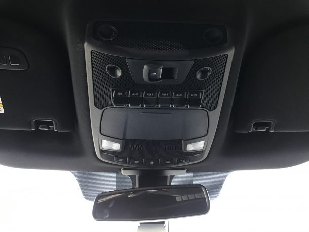 2017 Ford Raptor Auxiliary Switches, Image: © 2017 Seth Parks