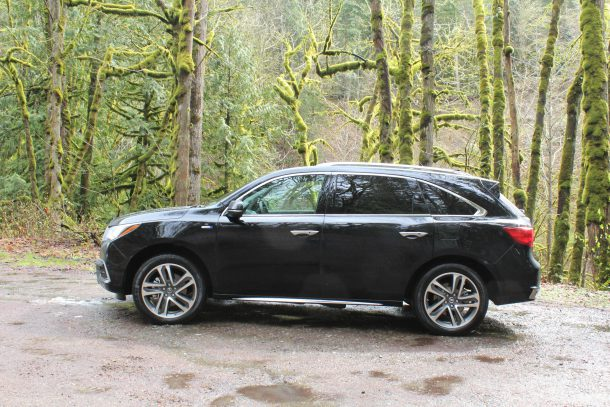 Elegant 2017 Acura MDX Sport Hybrid First Drive Review  Power To The Little