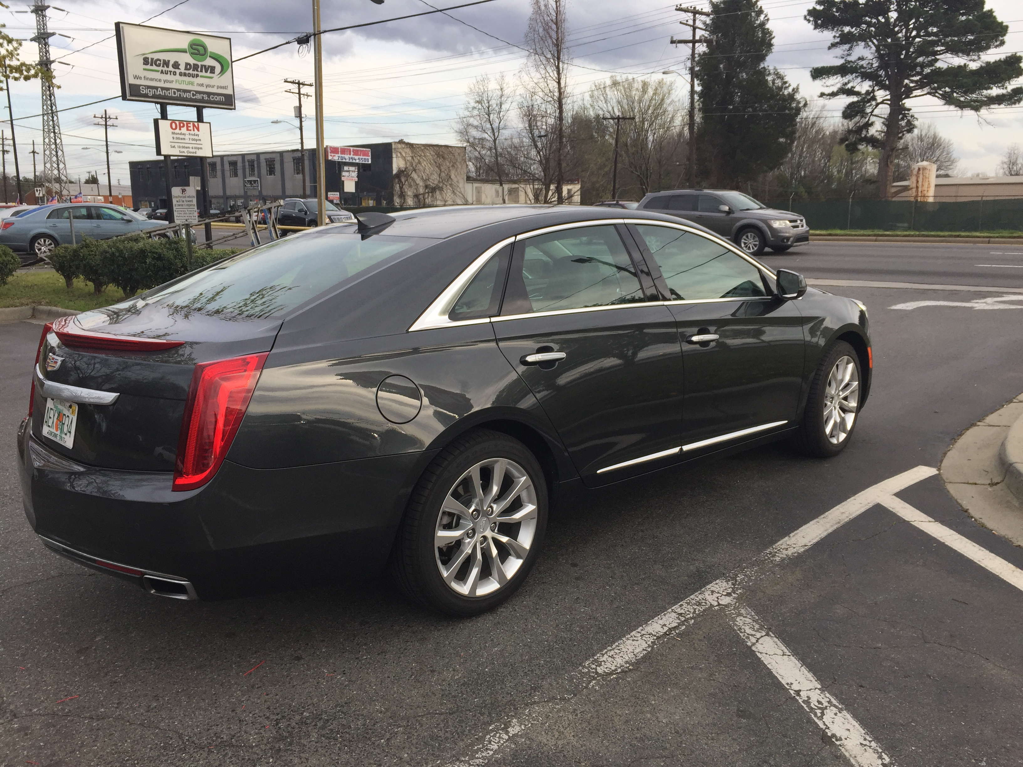 2017 cadillac xts rental review personal emerald aisle sedan the truth about cars. Black Bedroom Furniture Sets. Home Design Ideas