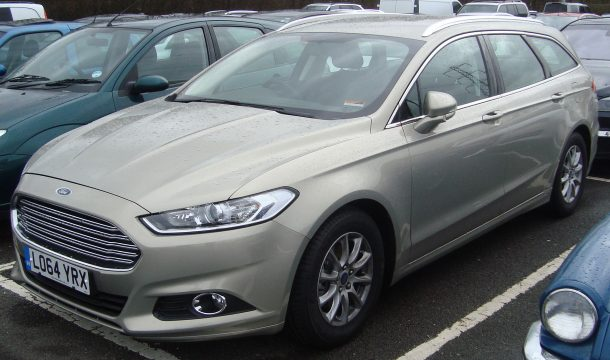 Image: Ford Mondeo Wagon, via Wikipedia