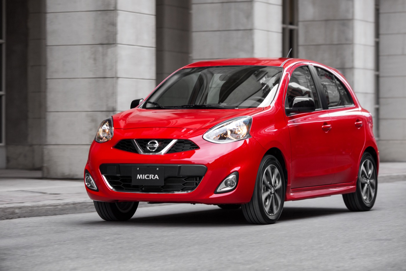 New Nissan Micra No But The Old Micra Will Stick Around