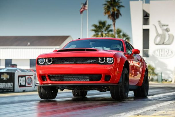 Dodge Announced Pricing For The 2018 Challenger SRT Demon Today U2014 Not That  It Matters, As Dealers Will Do Everything In Their Powers To Not Adhere To  Its ...