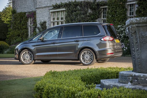 Image: Ford Galaxy, via Ford Europe