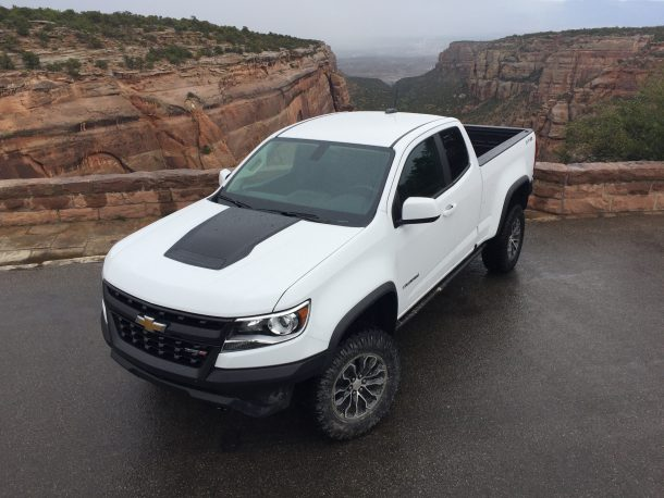 2017 Chevy Colorado Zr2 >> 2017 Chevrolet Colorado ZR2 First Drive Review – Cleverer Girl - The Truth About Cars
