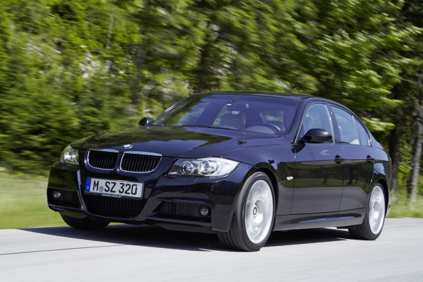 BMW 3 Series (E90), Image: BMW